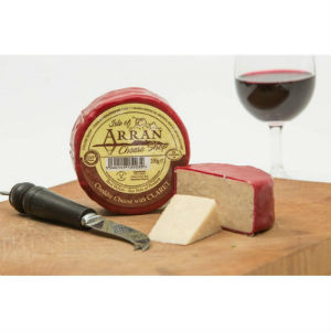 Claret Cheese